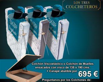 Promoción: Los Tres Cocheteros