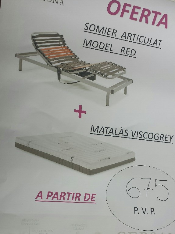 PROMO LLIT ARTICULAT ELECTRIC